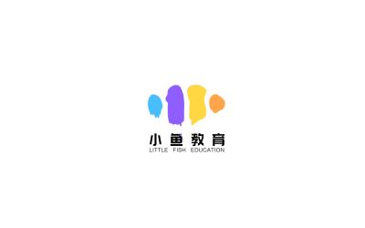 小鱼教育品牌logo亚博客服电话多少