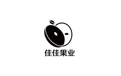 果蔬logo设计