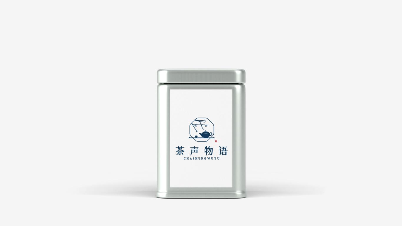 茶声物语茶楼LOGO设计中标图4