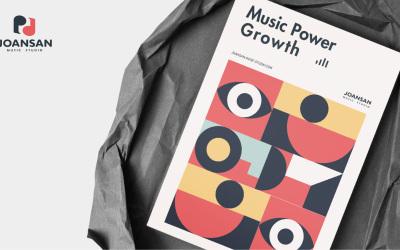 音乐工作室VI品牌设计 | JOANS...