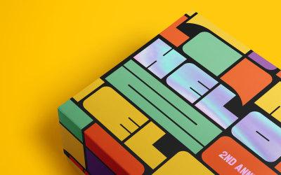 Helo 2周年礼盒设计