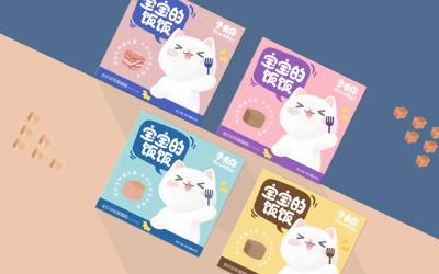 猫粮包装设计方案