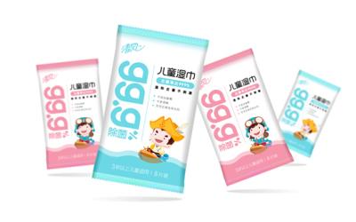 陳龍設計--清風:兒童濕巾