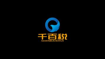 千百税企业服务类LOGO设计