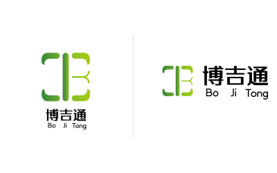 博吉通电线加工logo设计