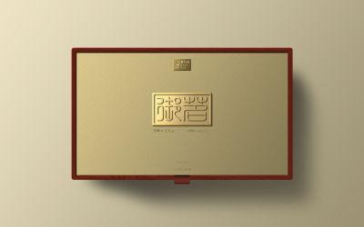 東方冉御茗特级红茶礼盒包装设计