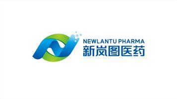 新嵐圖醫藥品牌LOGO設計