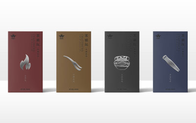 茶祖红茶叶包装设计