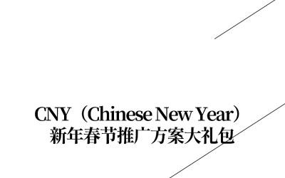 品牌专业渠道CNY