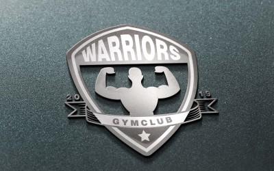 健身品牌logo設計