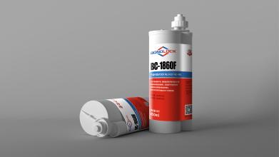 BONDLOCK工业胶水包装设计