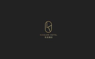 凱冠酒店品牌設計
