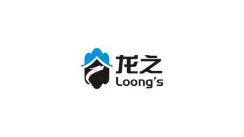 龙之建筑类LOGO设计