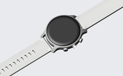 工业设计-----智能手表ID...