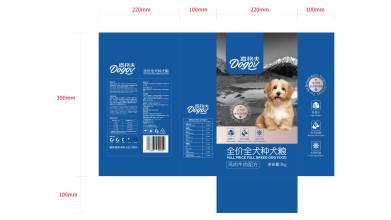 道格夫宠物用品类包装设计