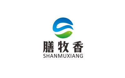 膳牧香logo設計