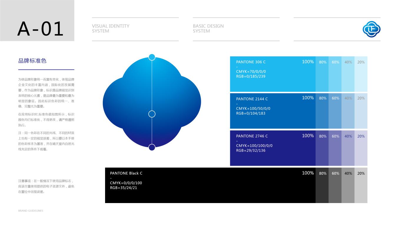 正方体科技类VI设计中标图2