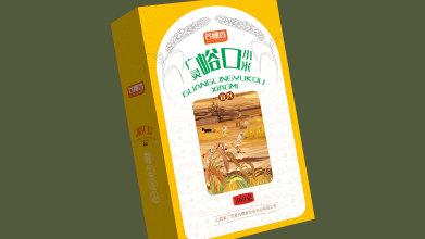 潤德食品小米包裝設計