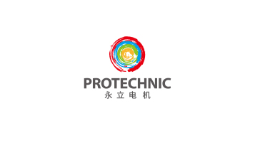 永立电机电子类商标设计