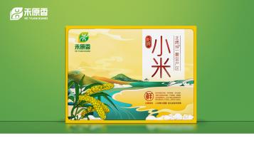 禾原香农产品包装设计