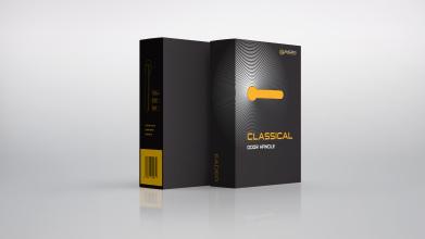 EADER海外制锁品牌L包装设计