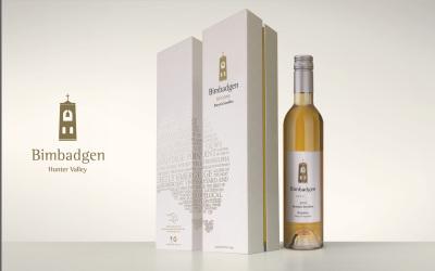 賓百士葡萄酒品牌包裝設計