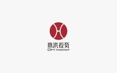 上海鼎洪投资管理有限公司标志设计