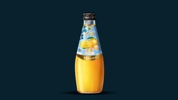 VIYI水果饮品包装设计