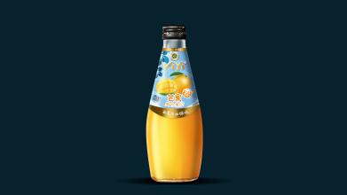 VIYI水果飲品包裝設計