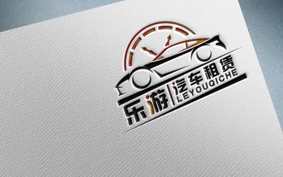 汽車服務行業logo設計展示