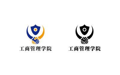 工商管理學院logo設計