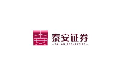 金融证券公司logo