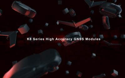 K8 GNSS MODULE 产品动画