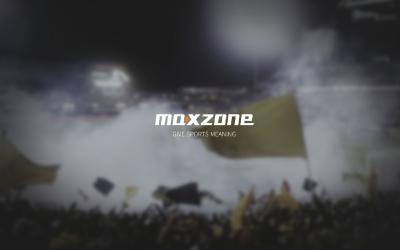 MAXZONE 运动品牌VI设计