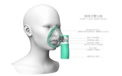 微网式雾化器