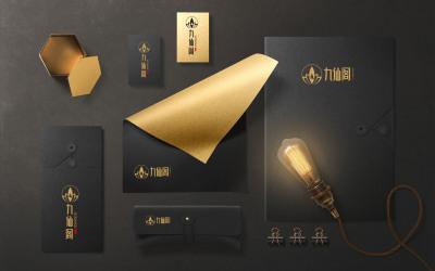 九仙阁品牌延展设计