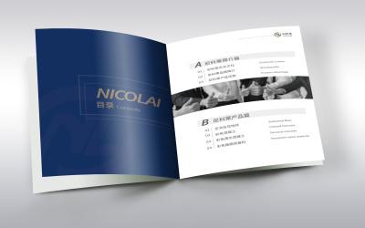 尼科莱电子画册