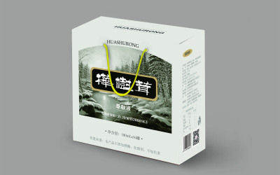 徐州桦树茸包装设计