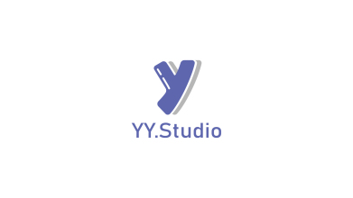 YY•Studio空间设计工作室LOGO设计