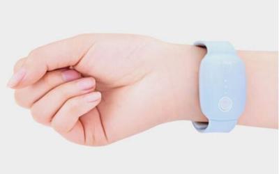 防暈車穿戴手環設計