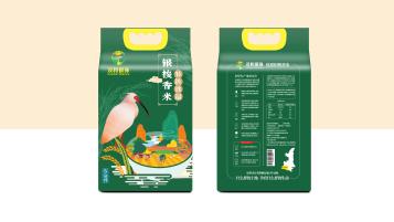 汉禾银珠食品包装设计