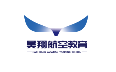 昊翔航空教育LOGO