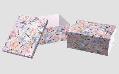 包装盒花色