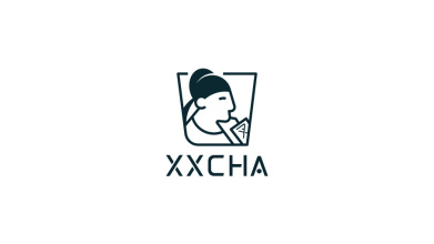 XXCHA茶饮品牌LOGO设计