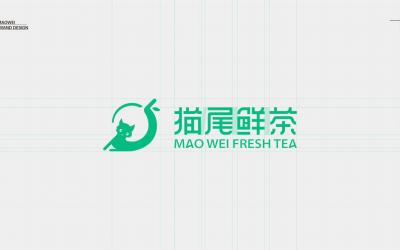 猫尾鲜茶 - 茶饮 | 品牌形...