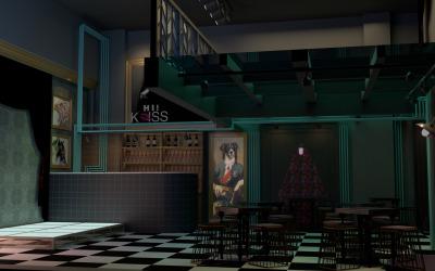 旧酒吧改造