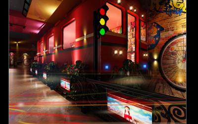 乐山致青春酒吧设计