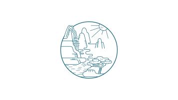 朴云思泉矿泉水包装设计