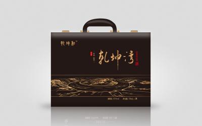 乾坤湾-清香型白酒包装
