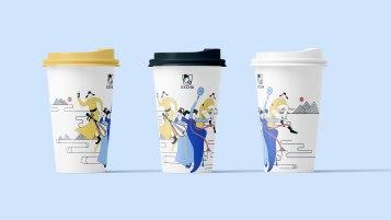 茶类饮品包装设计